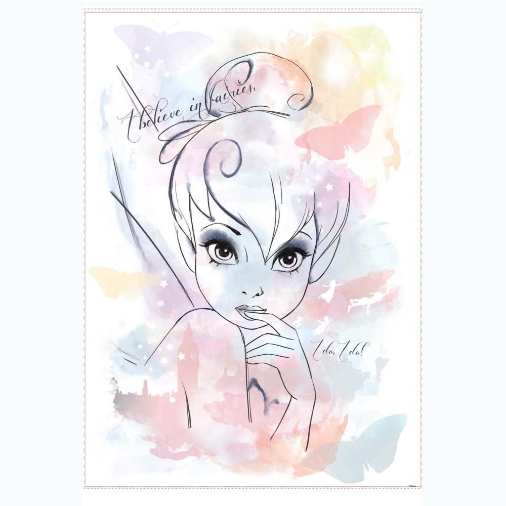 stickers-dessin-fee-clochette-disney-fairies