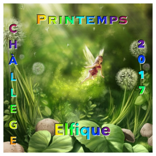 challenge printemps 2